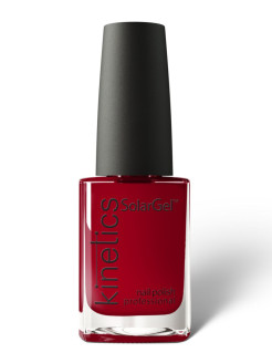 Профессиональный лак SolarGel Polish 15 мл, тон № 074 Unspoken love Kinetics