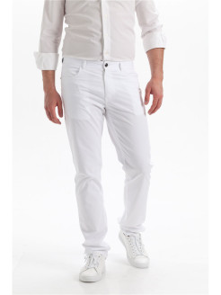 Брюки Regular Slim Fit Angelo Bonetti
