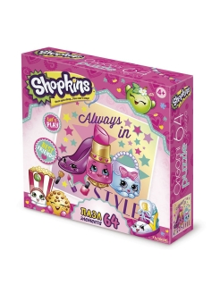 Шопкинс. Пазл 64 элементов. Always in style. Shopkins