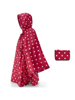 Дождевик ruby dots Reisenthel