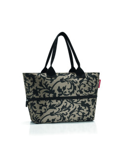 Сумка Shopper E1 baroque taupe Reisenthel