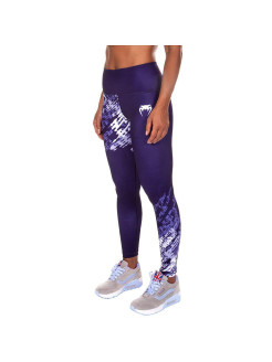 Тайтсы Neo Camo Dark Purple Venum