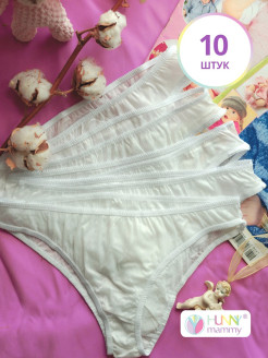 Disposable briefs in the hospital, 10 pcs Hunny Mammy