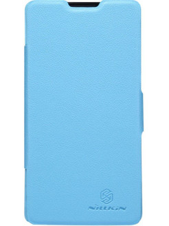 Чехол Nillkin Fresh Series Leather Case для Huawei Ascend G700 Nillkin