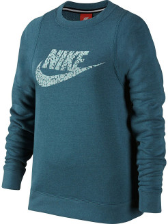 Лонгслив G NSW MDRN CRW LS SEASONAL Nike