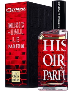 Парфюмерная вода olympia music hall le parfum 60 мл HISTOIRES de PARFUMS