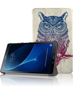 Чехол-книжка для Samsung Galaxy Tab A 10.1 With Love. Moscow