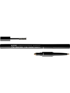 Карандаш для бровей 3 в 1 3 IN 1 BROW PENCIL - BLONDE 3101 NYX PROFESSIONAL MAKEUP