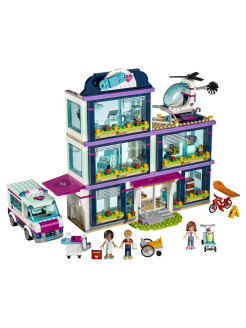 LEGO Friends Клиника Хартлейк-Сити 41318 LEGO