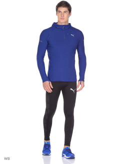 Тайтсы evoKNIT Long Tight PUMA
