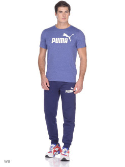 Футболка ESS No.1 Heather Tee PUMA