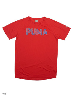 Футболка Gym Graphic Tee PUMA