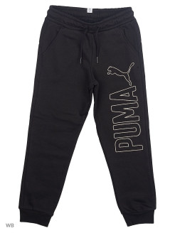 Брюки Style Sweat Pants,closed FL PUMA