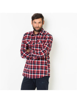 Рубашка BOW VALLEY SHIRT Jack Wolfskin