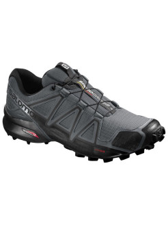 Кроссовки SHOES SPEEDCROSS 4 DARK CLOUD/BLACK/GY SALOMON