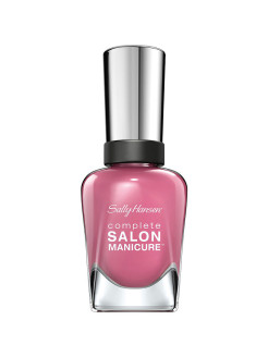 Sally Hansen Salon Manicure Keratin Лак для ногтей good morning, glory тон 480 SALLY HANSEN
