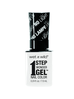Гель-лак для ногтей 1 Step Wonder Gel E7011 flying colors Wet n Wild