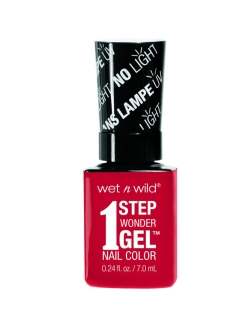 Гель-лак для ногтей 1 Step Wonder Gel E7241 crime of passion Wet n Wild