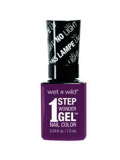 Гель-лак для ногтей 1 Step Wonder Gel E7341 under my plum Wet n Wild