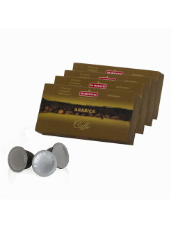 Набор Arabica coffee кофе в капсулах стандарта Nespresso (40 капсул Arabica) DiMaestri