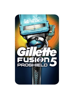 Бритва Fusion ProShield Chill GILLETTE