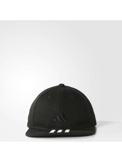Бейсболка 6P 3S CAP COTTO  BLACK/WHITE/BLACK Adidas