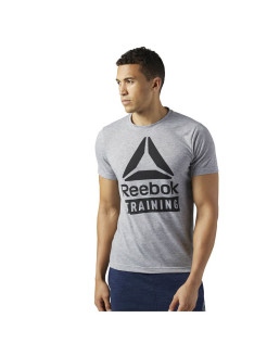Футболка TRAINING SPEEDWICK  MGREYH Reebok