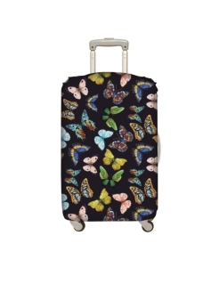 Чехол для чемодана LOQI LUGGAGE COVER M - WILD Butterflies LOQI