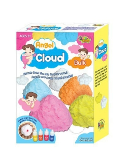 Масса для лепки Angel Cloud 100 гр (синяя) Angel Cloud