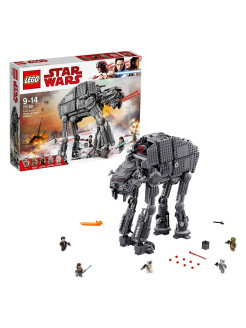 Star Wars TM Штурмовой шагоход Первого Ордена 75189 LEGO