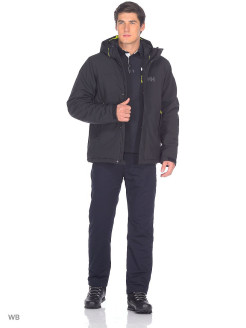 Куртка FORSETI INSULATED SOFTSHELL Helly Hansen