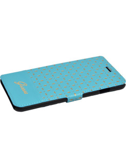 Чехол Guess для iPhone 6 Plus/6S Plus Gianina Booktype Turquoise GUESS