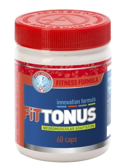 Fit TONUS (60 caps) (FITNESS FORMULA) Академия-Т