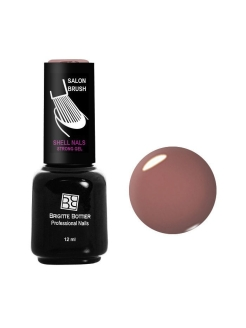 Гель лак Shell Nails тон 968, 12ml Brigitte Bottier
