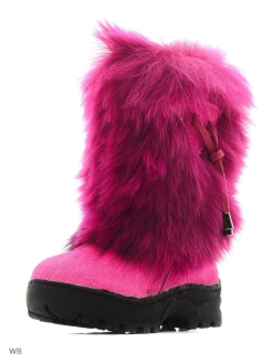 Fur high boots BEST.A