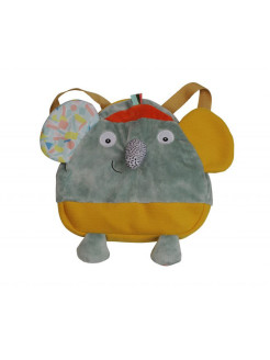 "Backpack ""Elephant Zygi"" Ebulobo"