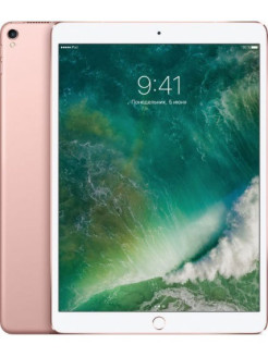 Apple ipad cellular 64gb 10.5 rose gold 3 gen 2017 Apple