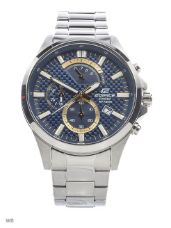 Часы EDIFICE EFV-530D-2A CASIO
