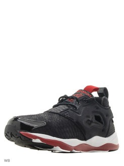 Кроссовки FURYLITE STAGE BLACK/FLASH RED Reebok