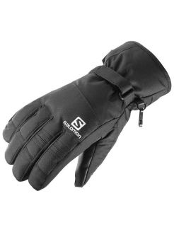 Перчатки GLOVES FORCE GTX M BLACK SALOMON