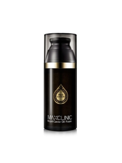 Пенка MAXCLINIC BLACK EDITION OIL FOAM MAXCLINIC
