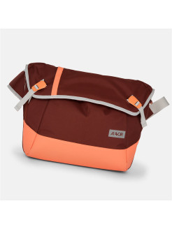 Сумка Messenger bag red dusk AEVOR
