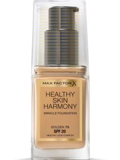 Healthy Skin Harmony, тональная основа, Miracle Foundation, 75 Golden, 30 мл MAX FACTOR