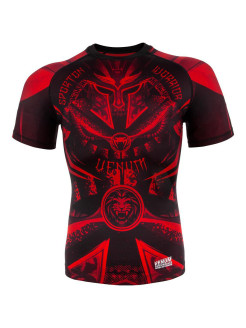 Рашгард Gladiator Black/Red S/S Venum