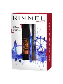 Набор scandal re-loaded ex prof eyebrow Rimmel