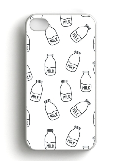 "Чехол для iPhone 4/4S ""Milk"" Boom Case"