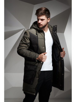 Куртка Felix Khaki Feel and Fly