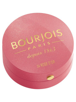 "Румяна ""BLUSH"", тон ROSE D'OR Bourjois"