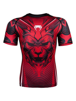 Рашгард Bloody Roar Black/Red S/S Venum
