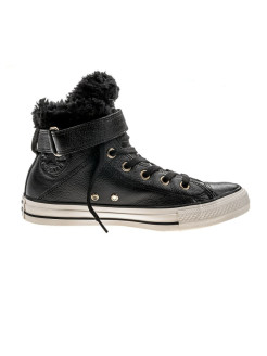 Кеды Chuck Taylor All Star Brea Leather Fur Converse